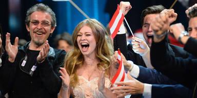 Song Contest 2016: Das erste Halbfinale mit Zoë Straub