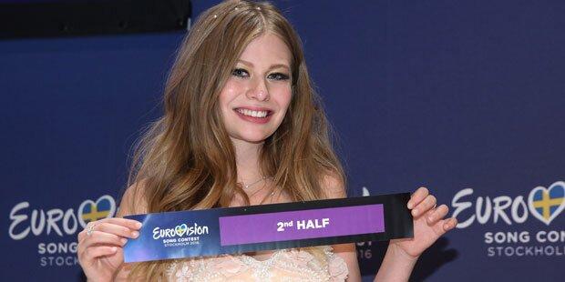 Song Contest: Zoë startet als Drittletzte