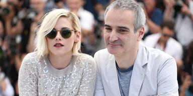 Kristen Stewart, Assayas, Cannes