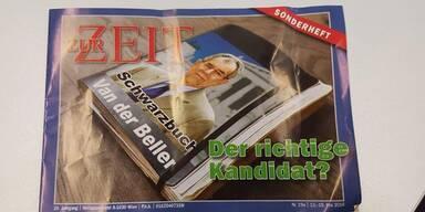 FPÖ-Zeitschrift hetzt gegen VdB