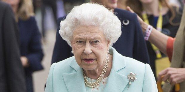 Queen Elizabeth verweigert OP
