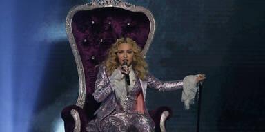 Madonna: Prince-Tribute bei den Billboard Awards