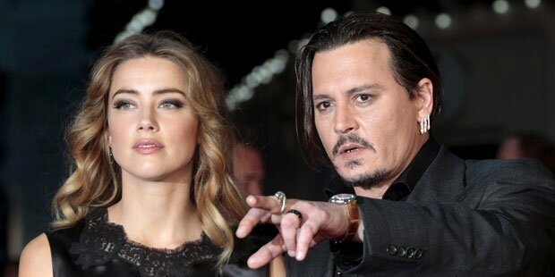 Depp: Scheidung wegen Model?