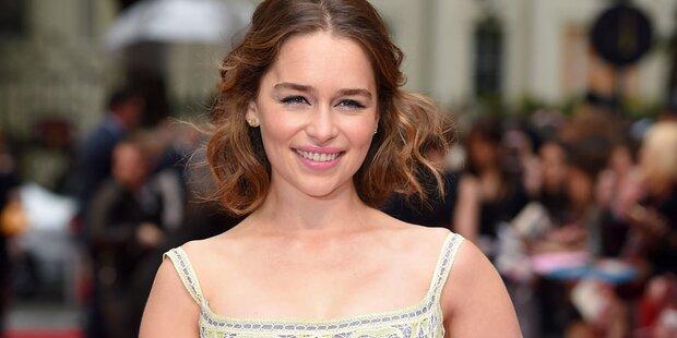 Emilia Clarke: Darum ist sie noch Single