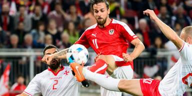 Knapper Sieg gegen Malta