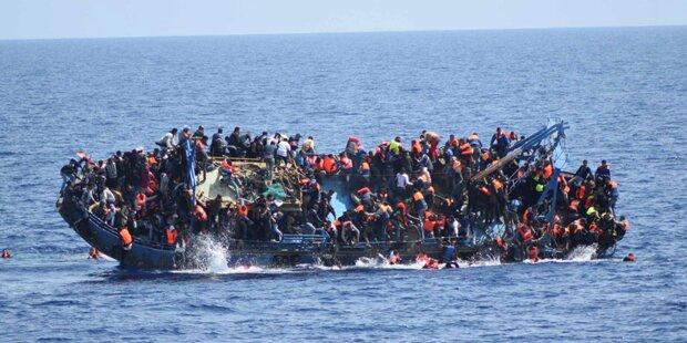 85 Leichen an Libyens Küste angespült