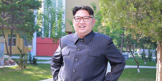 Irrer Kim will jetzt das Weltall erobern