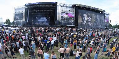 Festivalbesucher in Wien ertrunken