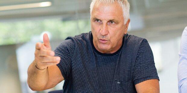 Krankl: Harte Kritik nach Derby-Wickel