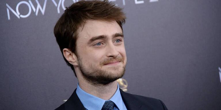 """Radcliffe schaut neuen """"Potter"""" nicht"""