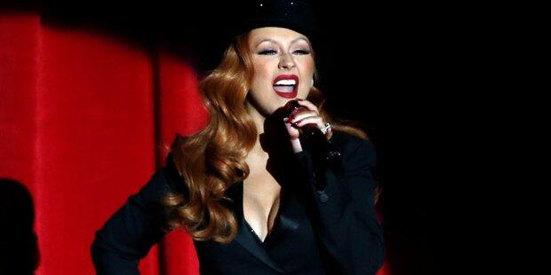 Christina Aguilera mit neuen Song