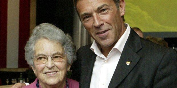 Jörg Haiders Mutter ist tot