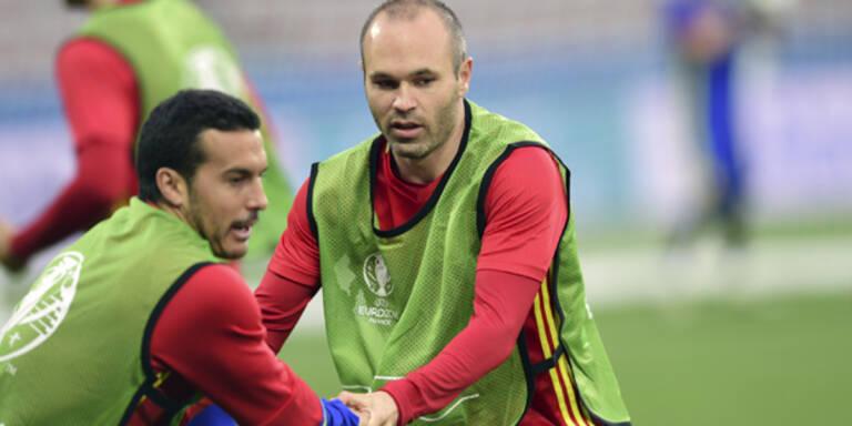 Spanien-Star droht mit Rücktritt!