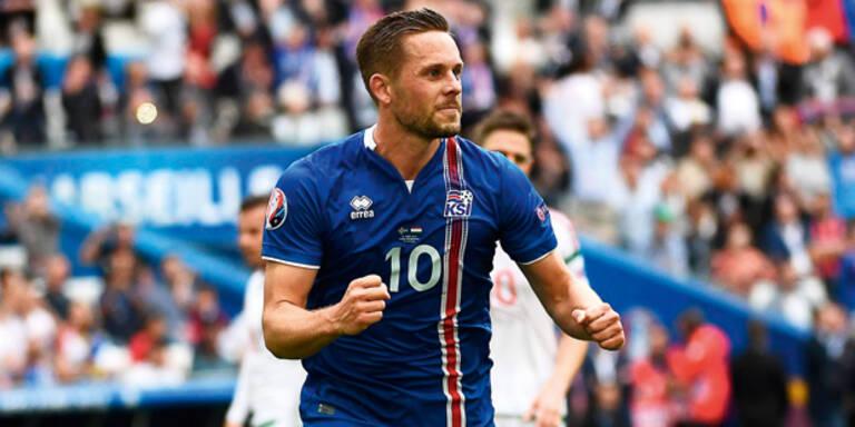 Jetzt haben wir Finale gegen Island