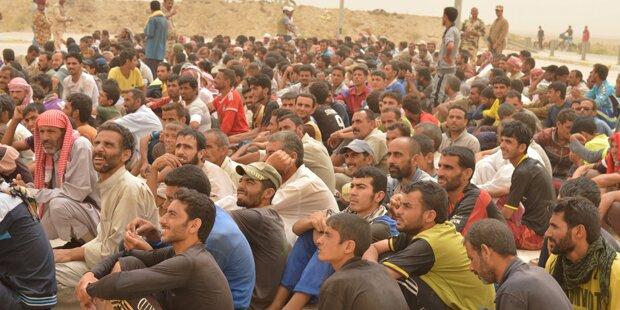 Massenschlägerei in Flüchtlings-Aufnahmezentrum