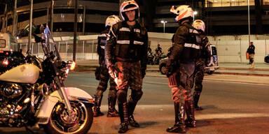 Polizei Brasilien