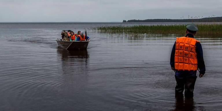 13 Kinder im See ertrunken