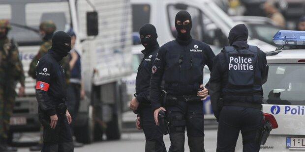 Zwei Terrorverdächtige in Belgien festgenommen