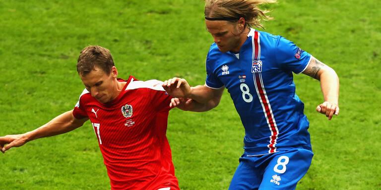 Das wars! Österreich verliert 1:2