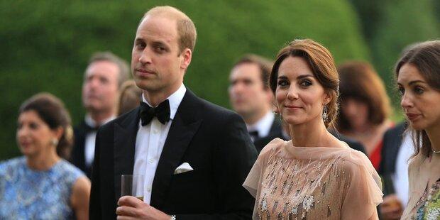 William: Mag er Kates Essen nicht?