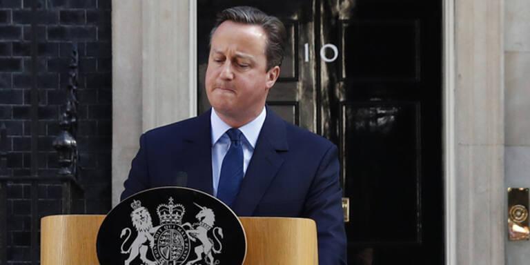 Cameron-Nachfolger doch erst am 9. September