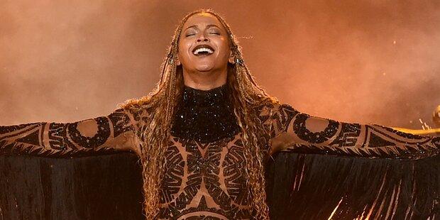 Beyoncé ist Favoritin bei MTV VMAs