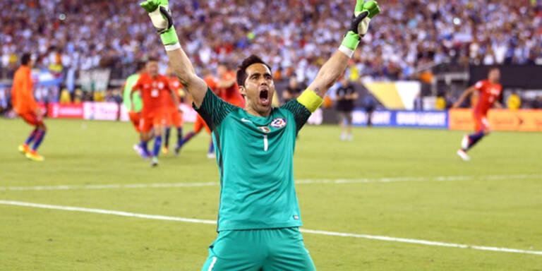 Chile verteidigt Copa-America-Titel gegen Argentinien