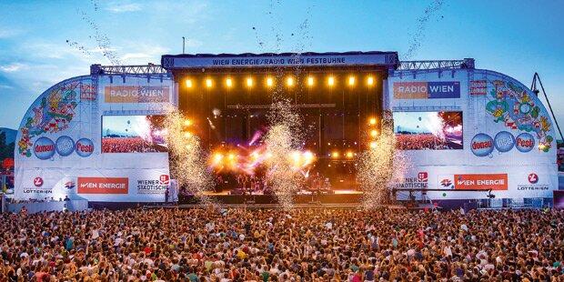 Größtes Festival-Weekend der Welt
