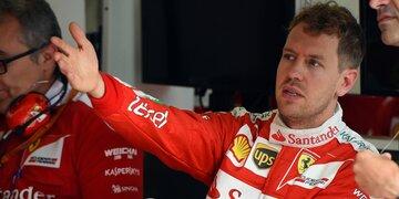 Formel 1: Vettel reagiert auf Ferrari-Kritik