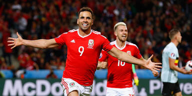 Wales steht sensationell im EM-Halbfinale