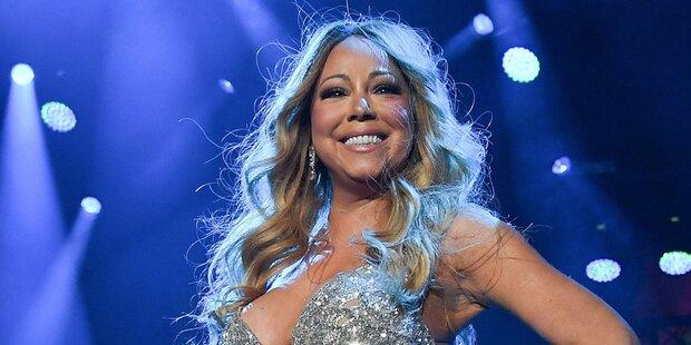 Mariah Carey isst nur zu ihren Songs