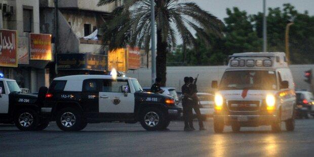 Anschlag auf Moschee in Saudi Arabien
