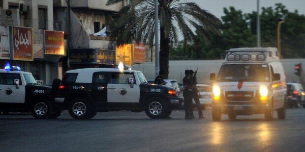 Brutale Anschlagsserie erschüttert Saudi-Arabien