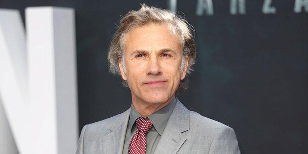 Oscar-Preisträger Waltz wird Großvater