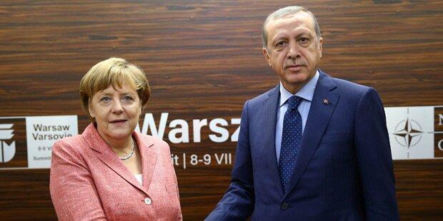 Ist Erdogan auf dem Weg nach Deutschland?