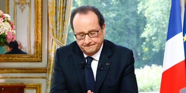 Frankreich will Nationalgarde gründen