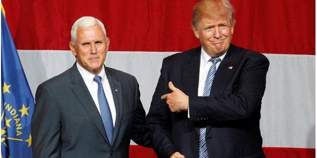 US-Wahl: Trump verschiebt Bekanntgabe von Vize
