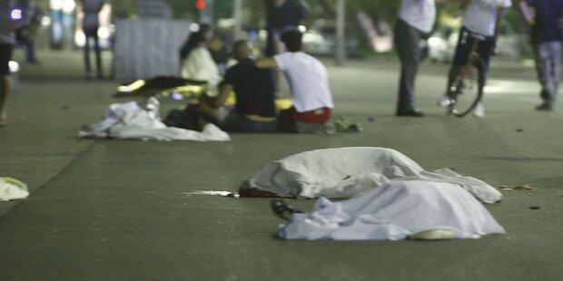 Die Opfer des Nizza-Massakers