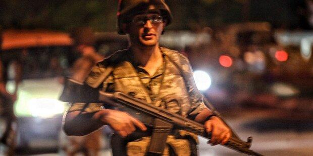 Kriegsrecht in Türkei ausgerufen