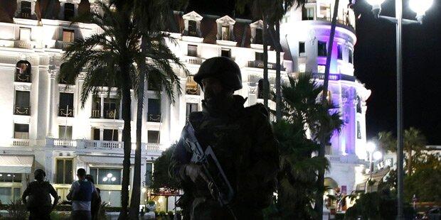 Nizza-Anschlag: Notruf für Angehörige eingerichtet