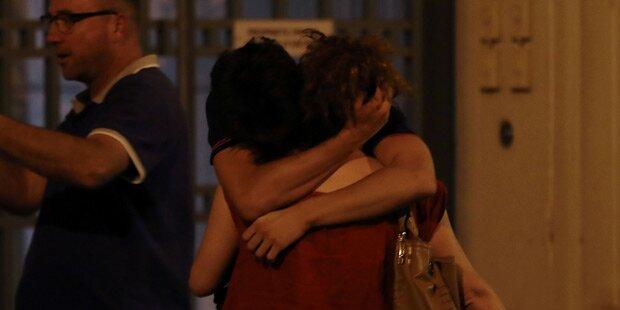 Soziale Netzwerke helfen nach Nizza-Anschlag
