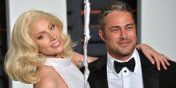 Lady Gaga: Trennung - jetzt spricht sie