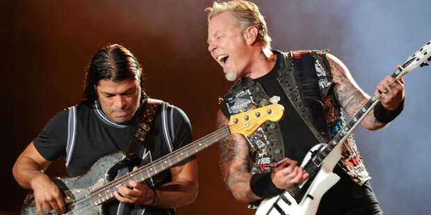 Metallica: Österreich-Konzert muss warten