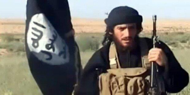 ISIS-Propagandachef Al-Adnani getötet