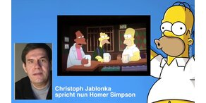 Homers neue Stimme!