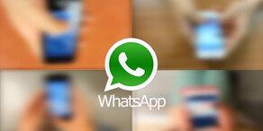 Whatsapp schmeißt alte Betriebssysteme raus