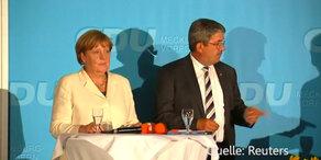 Merkels Wahlniederlage gegen die AfD