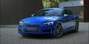 Der neue Audi A5 Sportback