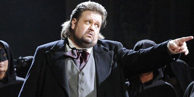 Opernwelt verabschiedet sich von Botha