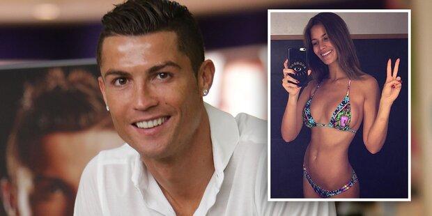 Cristiano Ronaldo: Verliebt in Ex-Miss?